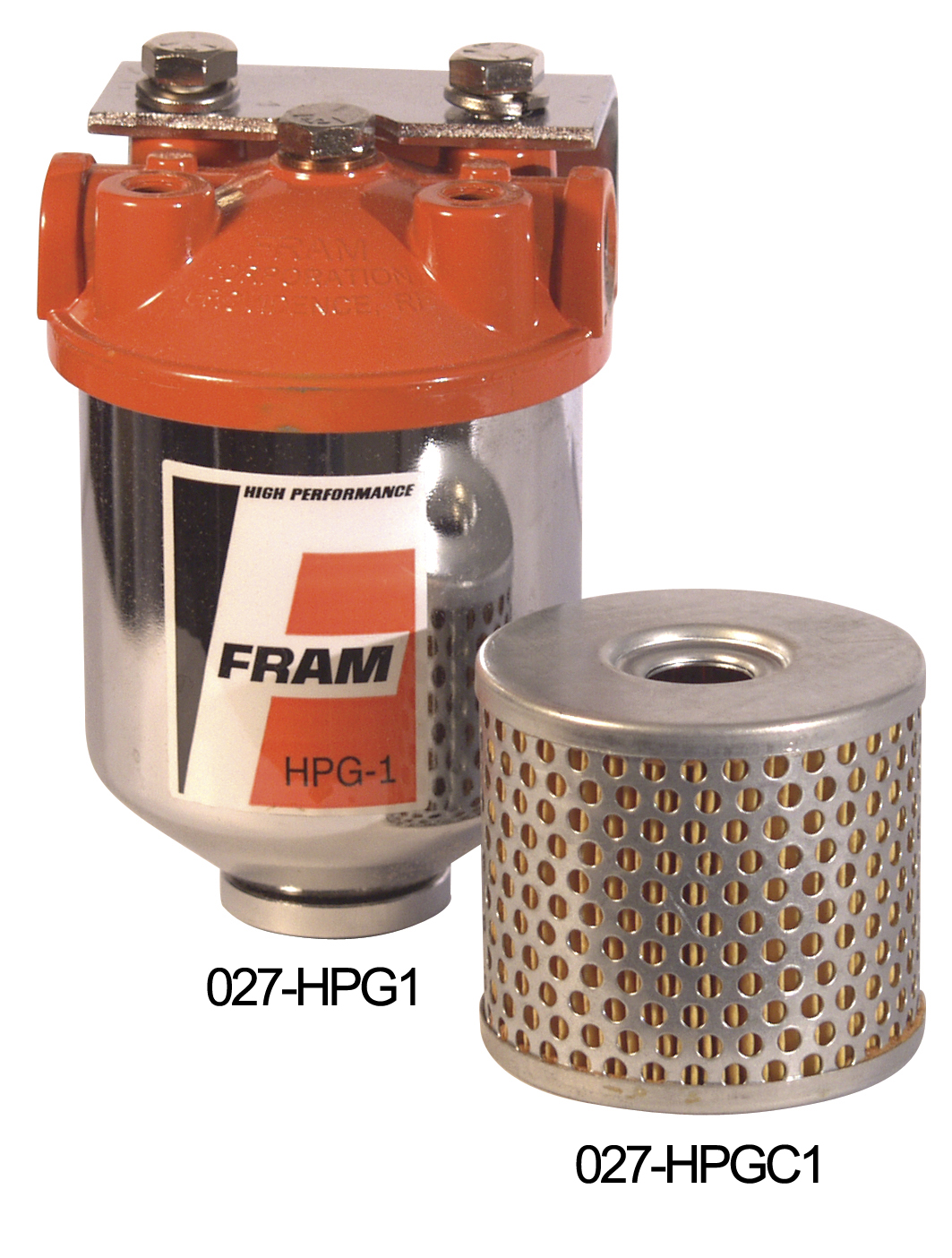 Fram Fuel Filter Element Only