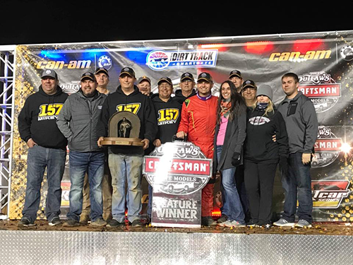 Mike Marlar Clinches WoO Late Model Series Championship - Keyser